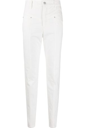 Isabel Marant Pantalones pitillo con ribete