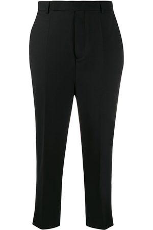 Rick Owens Mujer Pantalones capri y midi - Pantalones capri de vestir