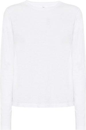 Velvet Camisa Hester de algodón