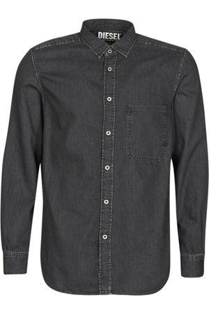 Diesel Camisa manga larga D-BER-P para hombre