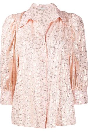 Stella McCartney Abstract print blouse