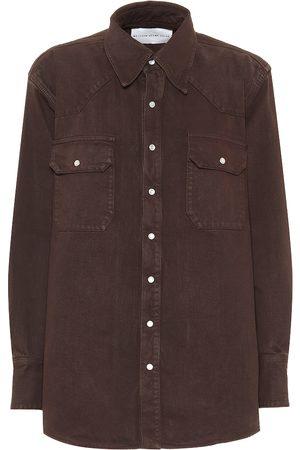 MATTHEW ADAMS DOLAN Camisa de jeans
