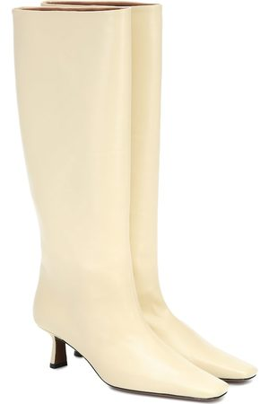 Neous Botas altas Slouchy de piel