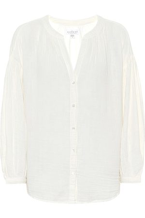 Velvet Blusa Monique de algodón