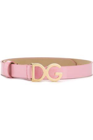 Dolce & Gabbana Cinturones - DG' logo belt