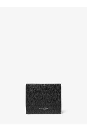 Michael Kors Carteras y monederos - Billetera Greyson Con Bolsillo Para Monedas Y Logotipo