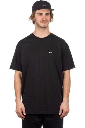 Vans Left Chest Logo T-Shirt negro