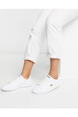 Lacoste Mujer Zapatillas deportivas - Zapatillas blancas de cuero Graduate BL 1 de -Blanco