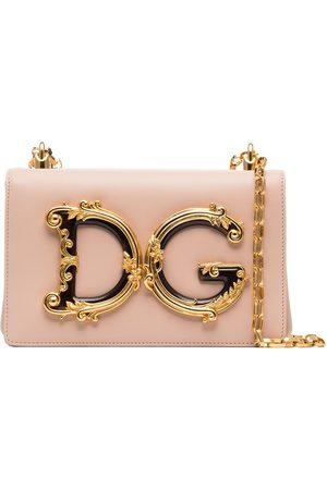 Dolce & Gabbana Bolso de hombro DG Girls con logo