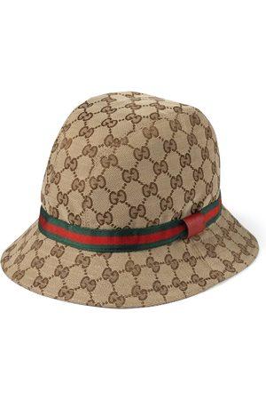 Gucci Sombrero fedora infantil Original GG