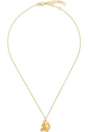 Coup De Coeur Collar corto Vortex Stone con colgante