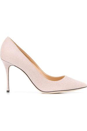 Sergio Rossi Zapatos de tacón con puntera en punta