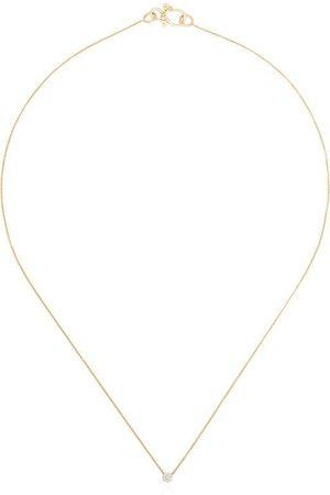SOPHIE BILLE BRAHE Collar con colgante en oro amarillo de 18kt con diamante
