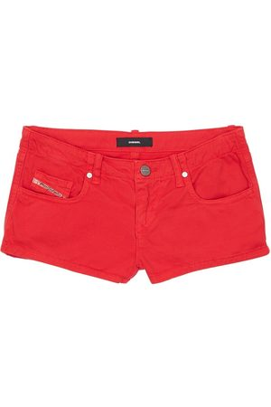 Diesel | Niña Shorts De Denim De Algodón Stretch 14a