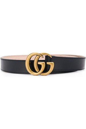 Gucci Cinturón con hebilla del logo