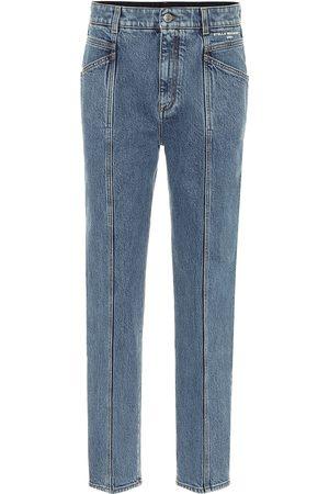 Stella McCartney Jeans ajustados de tiro alto