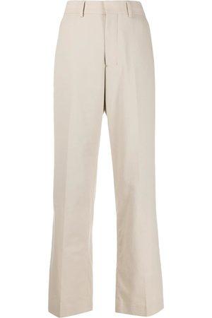 Ami Mujer Pantalones de vestir - Pantalones anchos