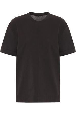 Joseph Camiseta de punto fino de algodón