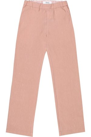 BONPOINT Pantalones rectos Mikki