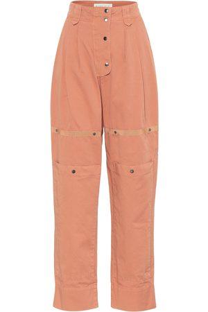 Etro Pantalones de algodón