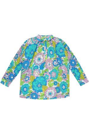 DODO BAR OR Camisa de algodón floral