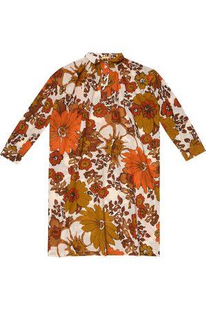 DODO BAR OR Caftán de algodón floral