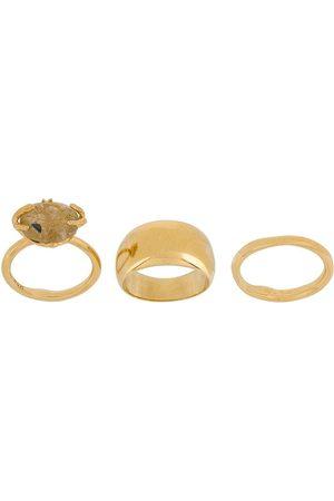 WOUTERS & HENDRIX Set de tres anillos