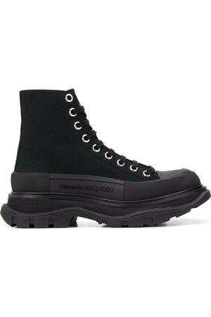 Alexander McQueen Zapatillas altas Tread Slick