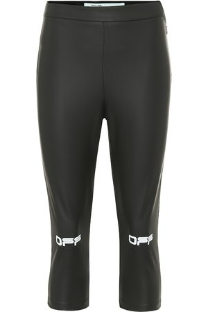 OFF-WHITE Leggings Logo para entrenamiento
