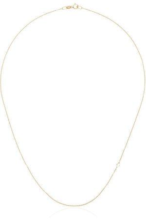 Lizzie Mandler Fine Jewelry Cadena en oro amarillo de 18kt con diamante