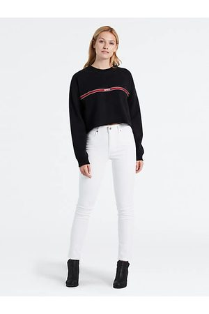 Levi's Mujer Cintura alta - 721™ High Waisted Skinny Jeans / Western White