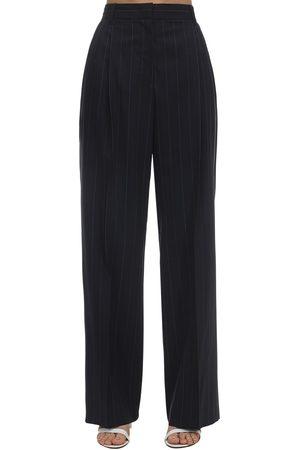 M Missoni | Mujer Pantalones Crepé Con Raya Diplomática 38