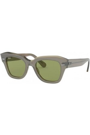 Ray-Ban State Street RB2186 12934E TOP Tortoise/Transparent Beige