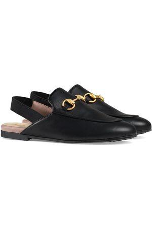 Gucci Zapatillas slippers con tira trasera