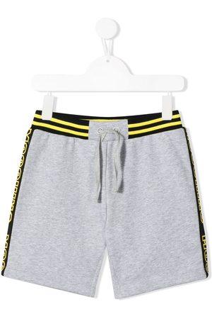 Moschino Pantalones cortos de chándal con logo