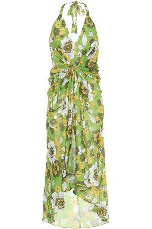 DODO BAR OR Vestido de algodón floral