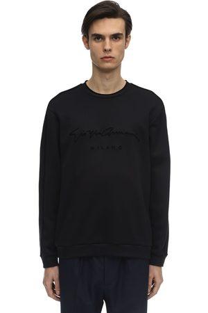 Armani | Hombre Suéter De Modal Con Logo 46