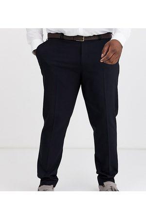 ASOS Pantalones de traje ajustados en de Plus