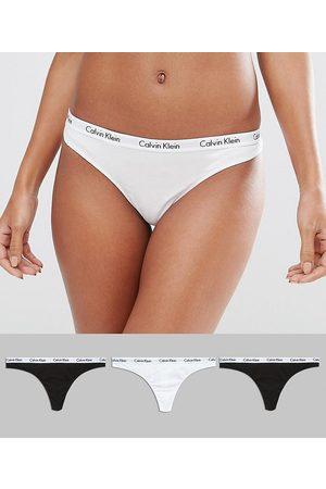 Calvin Klein Pack de 3 tangas de -Multicolor