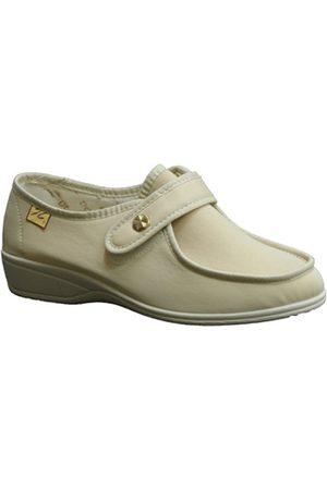 Doctor Cutillas Mujer Calzado casual - Mocasines Zapatillas velcro pies muy delicados para mujer