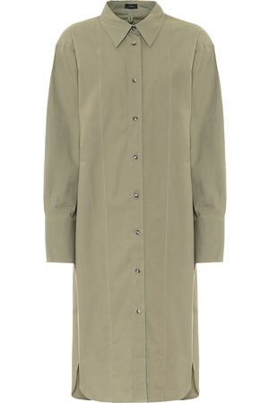 Joseph Vestido camisero Axton de algodón