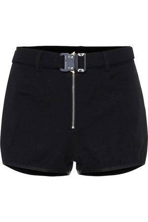 1017 ALYX 9SM Shorts en mezcla de algodón