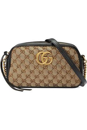 Gucci Bolso de hombro pequeño GG Marmont