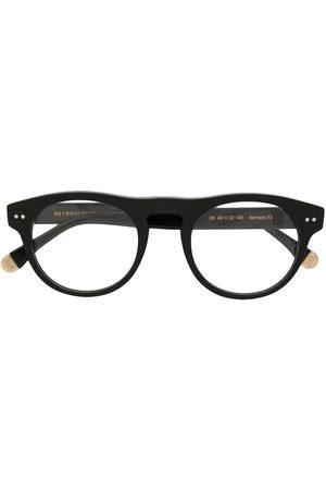 Retrosuperfuture Gafas con montura oval Numero 73