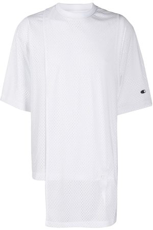 RICK OWENS CHAMPION Hombre Manga corta - X Champion short-sleeve T-shirt