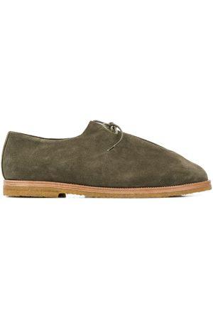 MACKINTOSH Ray lace-up desert shoes