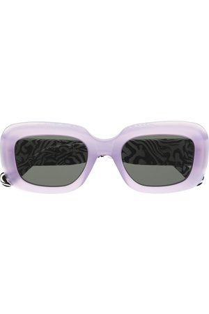 Retrosuperfuture Gafas de sol con estampado de cebra Virgo