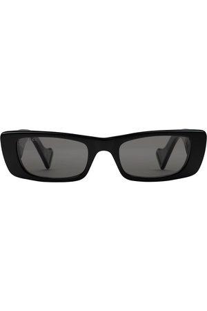 Gucci Gafas de sol con montura rectangular