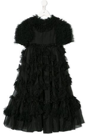 Dolce & Gabbana Vestido con volantes