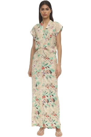 Colville | Mujer Vestido De Viscosa Estampado Floral 38